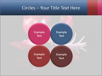 Luxurious purple PowerPoint Template - Slide 38