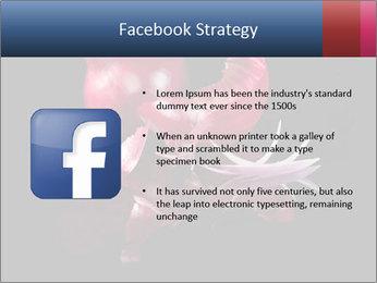 Luxurious purple PowerPoint Template - Slide 6