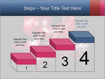 Luxurious purple PowerPoint Template - Slide 64