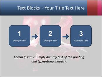 Luxurious purple PowerPoint Template - Slide 71