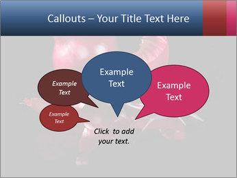 Luxurious purple PowerPoint Template - Slide 73