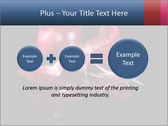 Luxurious purple PowerPoint Template - Slide 75