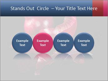 Luxurious purple PowerPoint Template - Slide 76