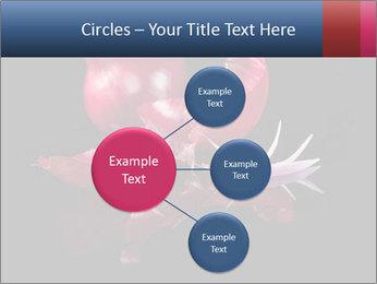 Luxurious purple PowerPoint Template - Slide 79