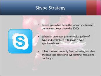 Luxurious purple PowerPoint Template - Slide 8