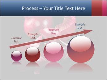 Luxurious purple PowerPoint Template - Slide 87
