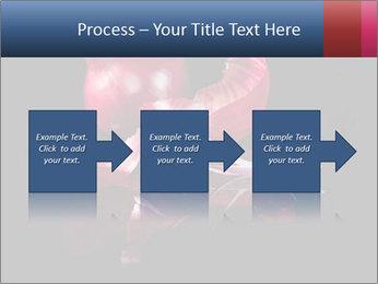 Luxurious purple PowerPoint Template - Slide 88