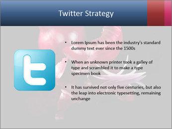 Luxurious purple PowerPoint Template - Slide 9