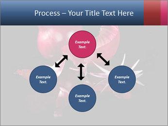 Luxurious purple PowerPoint Template - Slide 91