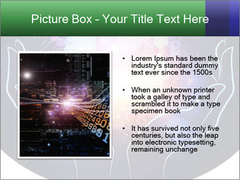 Artistic abstraction PowerPoint Template - Slide 13