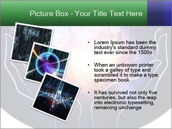 Artistic abstraction PowerPoint Template - Slide 17
