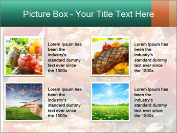 Roasted cherry tomatoes PowerPoint Template - Slide 14