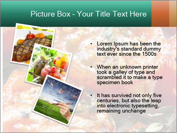 Roasted cherry tomatoes PowerPoint Template - Slide 17
