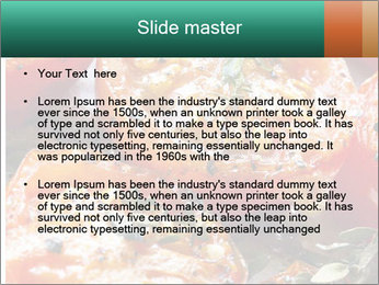 Roasted cherry tomatoes PowerPoint Template - Slide 2