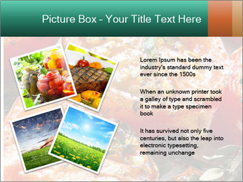 Roasted cherry tomatoes PowerPoint Template - Slide 23