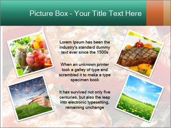 Roasted cherry tomatoes PowerPoint Template - Slide 24