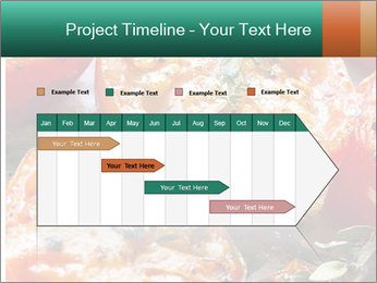 Roasted cherry tomatoes PowerPoint Template - Slide 25