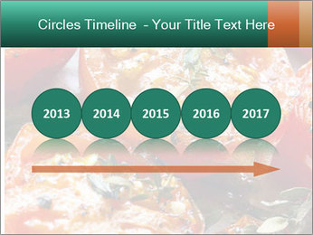 Roasted cherry tomatoes PowerPoint Template - Slide 29