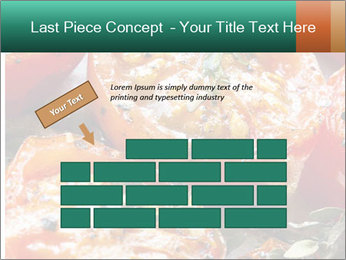 Roasted cherry tomatoes PowerPoint Template - Slide 46