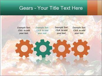 Roasted cherry tomatoes PowerPoint Template - Slide 48