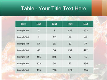 Roasted cherry tomatoes PowerPoint Template - Slide 55