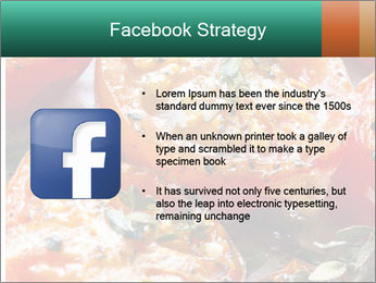 Roasted cherry tomatoes PowerPoint Template - Slide 6