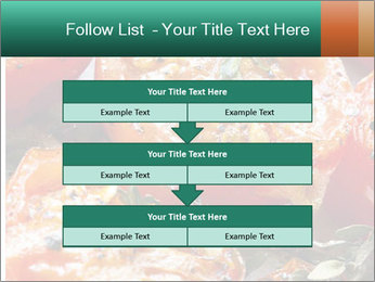 Roasted cherry tomatoes PowerPoint Template - Slide 60