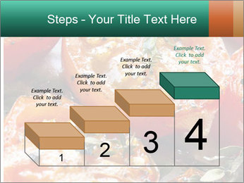Roasted cherry tomatoes PowerPoint Template - Slide 64