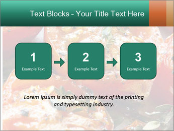 Roasted cherry tomatoes PowerPoint Template - Slide 71