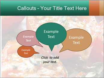 Roasted cherry tomatoes PowerPoint Template - Slide 73
