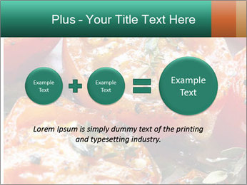 Roasted cherry tomatoes PowerPoint Template - Slide 75