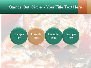 Roasted cherry tomatoes PowerPoint Template - Slide 76