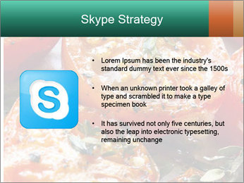 Roasted cherry tomatoes PowerPoint Template - Slide 8