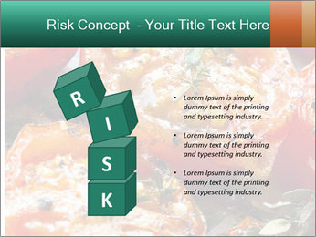 Roasted cherry tomatoes PowerPoint Template - Slide 81