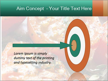 Roasted cherry tomatoes PowerPoint Template - Slide 83