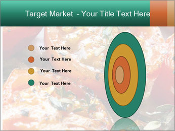 Roasted cherry tomatoes PowerPoint Template - Slide 84