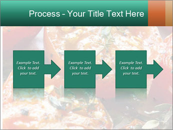 Roasted cherry tomatoes PowerPoint Template - Slide 88