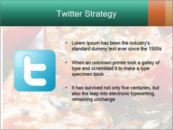 Roasted cherry tomatoes PowerPoint Template - Slide 9