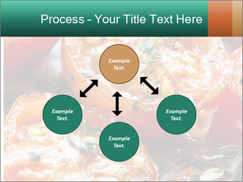 Roasted cherry tomatoes PowerPoint Template - Slide 91
