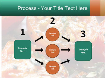 Roasted cherry tomatoes PowerPoint Template - Slide 92