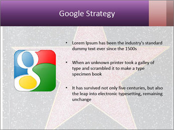 Hollywood Walk of Fame PowerPoint Template - Slide 10