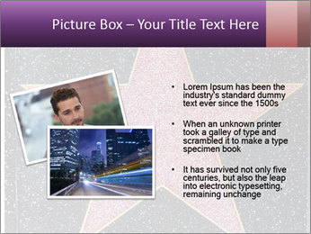 Hollywood Walk of Fame PowerPoint Template - Slide 20