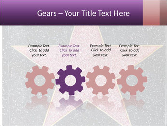 Hollywood Walk of Fame PowerPoint Template - Slide 48