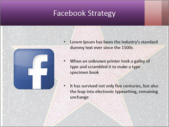 Hollywood Walk of Fame PowerPoint Template - Slide 6