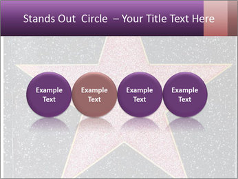 Hollywood Walk of Fame PowerPoint Template - Slide 76