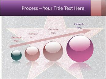 Hollywood Walk of Fame PowerPoint Template - Slide 87