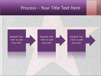 Hollywood Walk of Fame PowerPoint Template - Slide 88