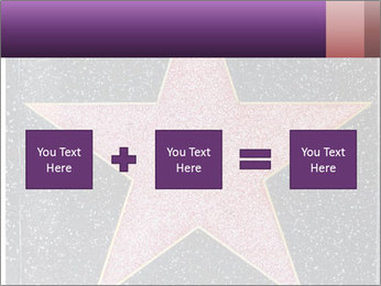 Hollywood Walk of Fame PowerPoint Template - Slide 95