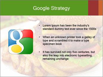 Burger PowerPoint Template - Slide 10