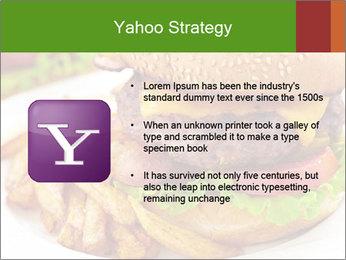 Burger PowerPoint Template - Slide 11